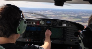 Flying With Luke - March 1 2014